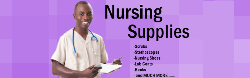 Nursing Supplies | Scrubs, Nursing Shoes, Nurse Accessories & More