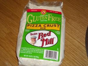 Gluten-Free & Dairy-Free Pizza Crust YUMMY