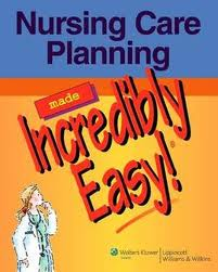 Nursing Care plan book, best nursing care plan book