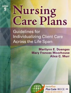 book for nursing care plans