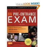 Study Guide for Nursing Entrance exam