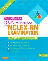 Saunders Q&A nclex rn exam