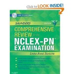Saunders Comprehensive Review, NCLEX-PN study guide