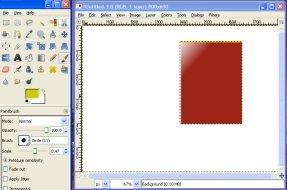 border on eBook cover, design ebook cover gimp, tutorial how to