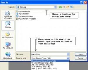 inserting graphics ebook, adding screenshots, tutorial