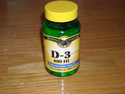 Vitamin D3, Cholinergic urticaria, sun exposure, chronic hives, immune system