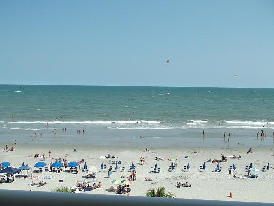 Myrtle Beach, Blue Ocean, Vacation, Vacations for Nurses (RN)