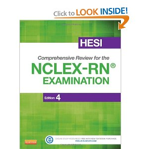 Best Books for the HESI Exam Preparation? Registered Nurse RN