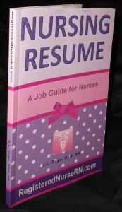 nursing resume book physical