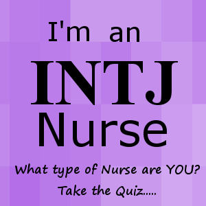 nurse personality quiz, INTJ nurse, INTJ nursing, MBTI