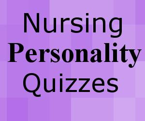 nursing personality types, nurse personality quiz