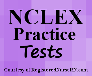 NCLEX Practice Questions for Integumentary Skin System