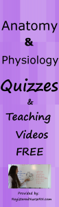 Free Anatomy & Physiology Quizzes for Students