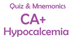 hypocalcemia vs hypercalcemia