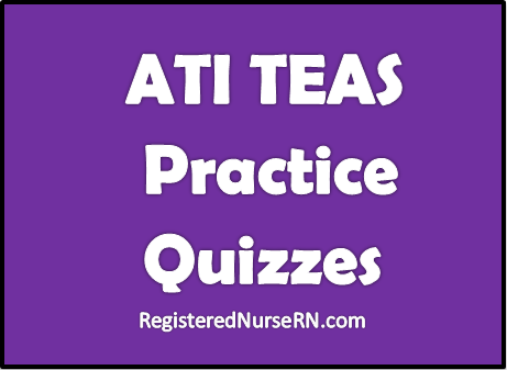 Order Of Operations Ati Teas V Math Quiz