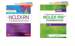 Saunder's NCLEX guide, HESI NCLEX review guide, how I passed nclex, nclex