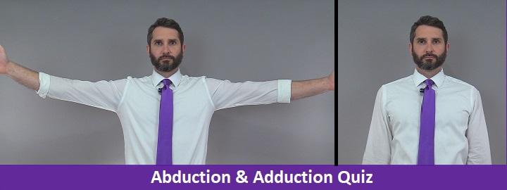 abduction adduction anatomy uiz